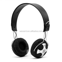 Best Headphones for Bass Wireless Headphone with Memory Card FM Radio