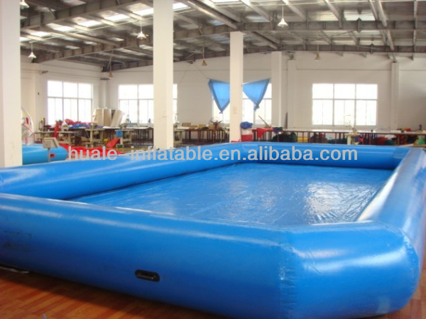 Gran piscina inflable inflable piscina rectangular hamaca for Piscina inflable rectangular