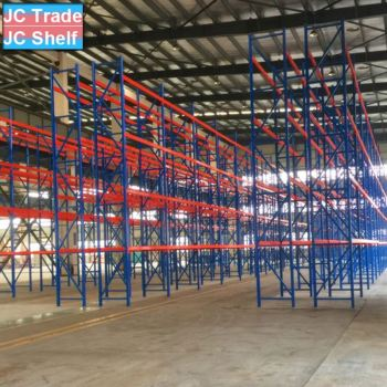 Reasonable Price Classical Metallic Heavy Duty Pallet Storage Rack