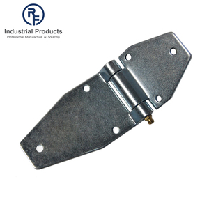OEM style steel T type hinge with zinc coated finish for trailer gate