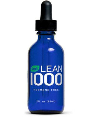 Lean 1000 2oz/1oz (Slimming Hormone-Free) OEM Private Label and Custom Formula Available