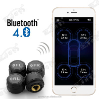 High Sensitive without display,Android/IOS Smartphone tpms by bluetooth