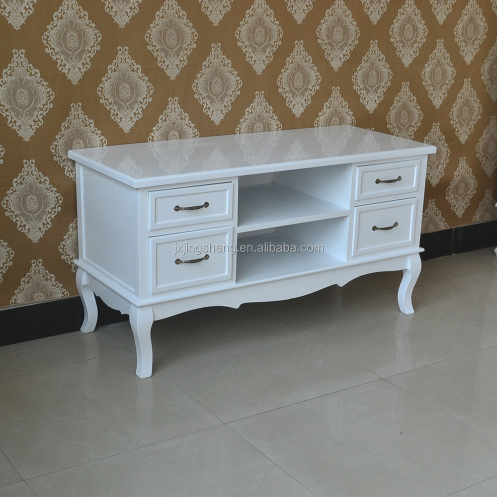 french country best selling products shabby chic white tv. Black Bedroom Furniture Sets. Home Design Ideas