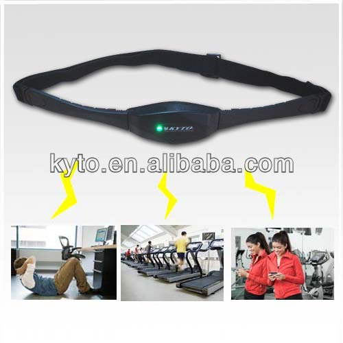 KYTO Activity Tracker Bluetooth Heart Rate Monitor Strap