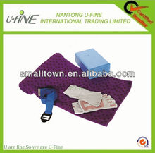 best price eco- friendly yoga mat set from China famous supplier