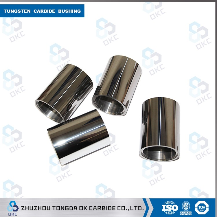 Carbide Ball Bearing Using Tungsten Carbide Bushing,slide bearing,oiless bush
