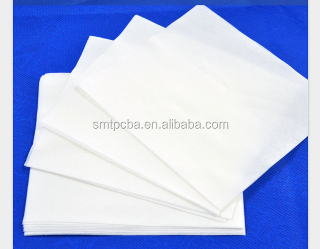 Soft Fibre Machine-Woven Wiper Cleaning wipe cloth Cleaning wipe cloth