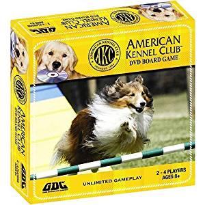American Kennel Club DVD Board Game