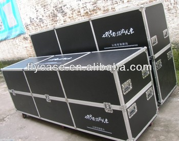 customize aluminum flight case storage box dj flight case road case stage device carry case fair /exhibition fair flight case
