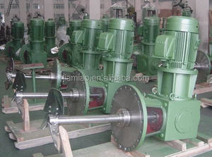 Stainless steel industrial use waste water slunge mixer