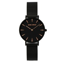 SHINE GRACE 32 mm fashion watches high quality watch new 2018 styles mesh strap watches for women
