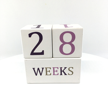 Prop Wooden Cubes Milestone Milestone Age Block Wood Milestone Age Blocks Baby Blocks Perfect Baby Shower Gift And Keepsake