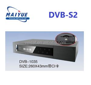 Customized Streaming Sunplus1506G DVB S2 HD Satellite Receiver dvb-s2 Set  Top Box with IPTV IKS CCCAM YouTube