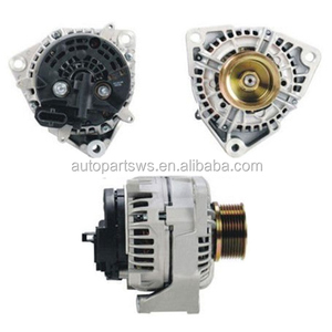 Brand new OEM 0124655009 24V 110A alternator for BOSCH truck MAN TGA