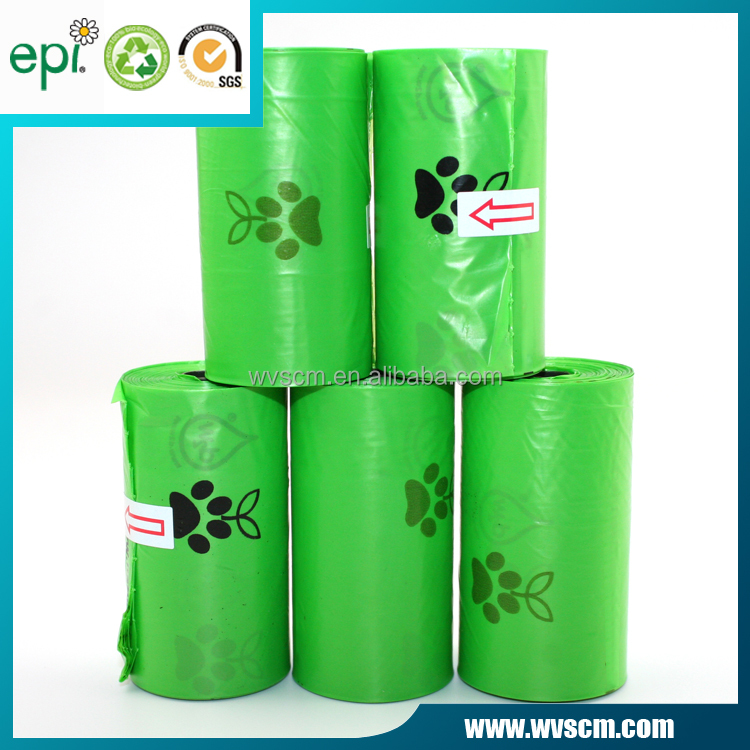 Biodegradable Poop Bags Bulk Eco Friendly Dogbag Dog Waste Disposal