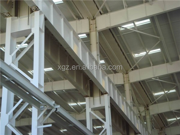 structrual practical designed factory steel structure drawing