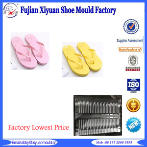 af911f63c Fashionable man EVA sole and PVC shoe strap mould maker in China for sale