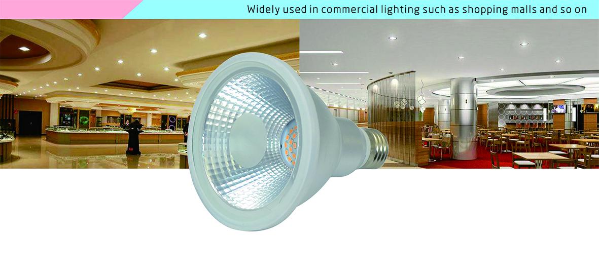 24V Mini Size Outdoor Waterproof IP65 Led Bulb Light E27 Par38 Par30 Par20 Led Spot Light with SAA CE Approved