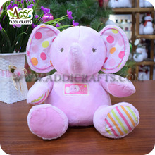 Plush Elephant,Plush and Stuffed Elephant Toys With Big Ears,Stuffed Plush Elephant Toy
