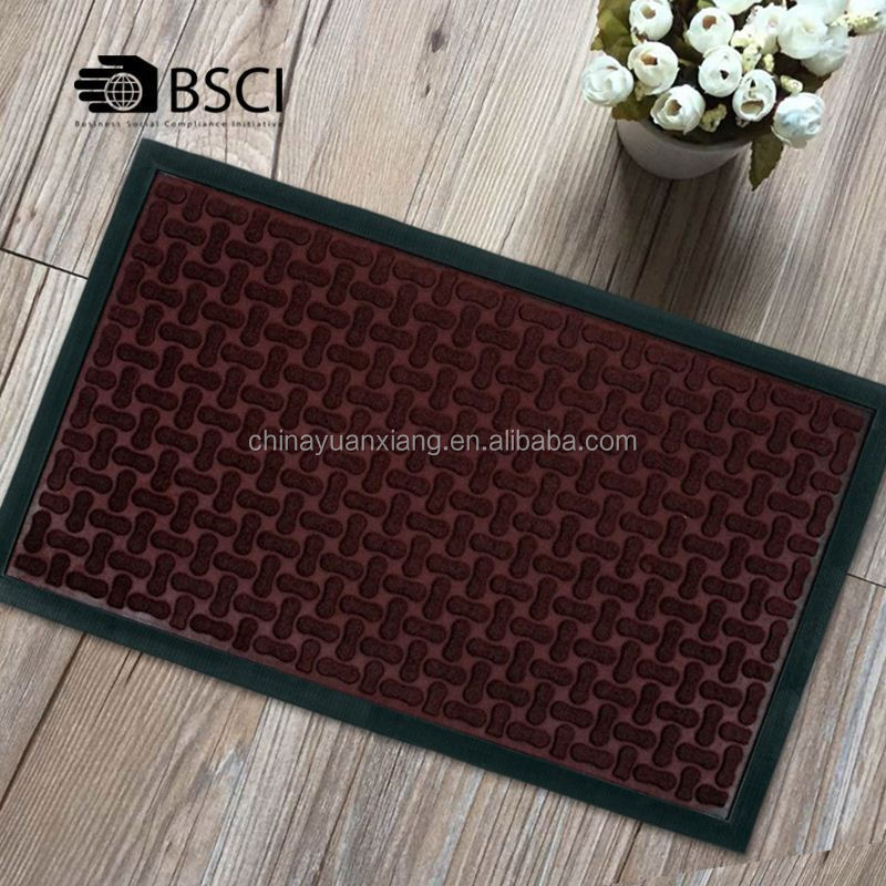 Best Price Embossed Outdoor PVC Carpet