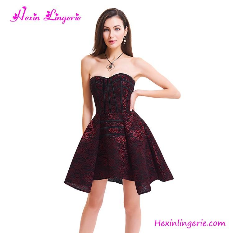 corset jurk