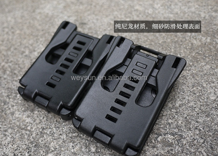 multi functional edc tool belt clip,used with k sheath / scabbard ...