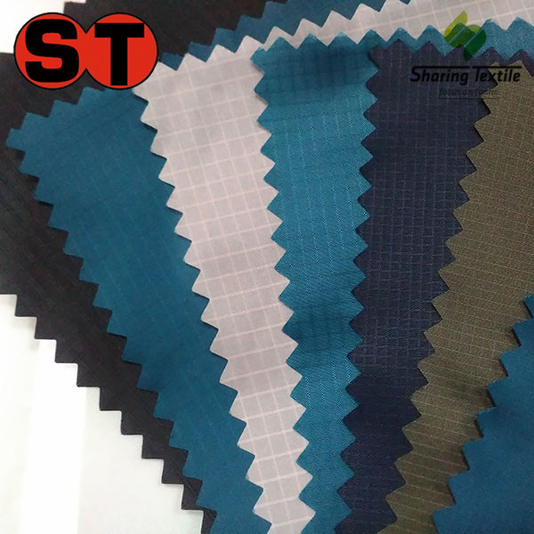 3K/3K PU Coated Poly Taffeta Fabric