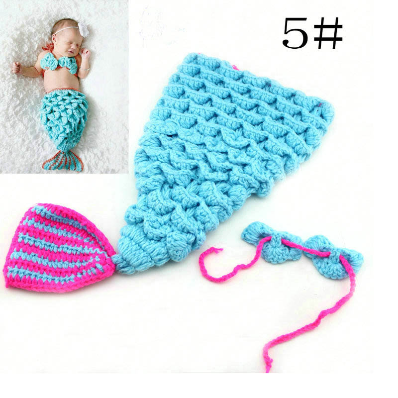 Newborn Baby Boy Girl Photography Props Handmade Knit Crochet Outfits Knit Clothes Hat Sleeping Bag Costume Suits Buy Baby Photography Props Baby Knit Clothes Newborn Photography Costume Product On Alibaba Com