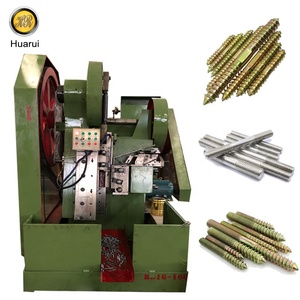 Cold header / Cold heading machine for making screws screw making machine thread rolling machine