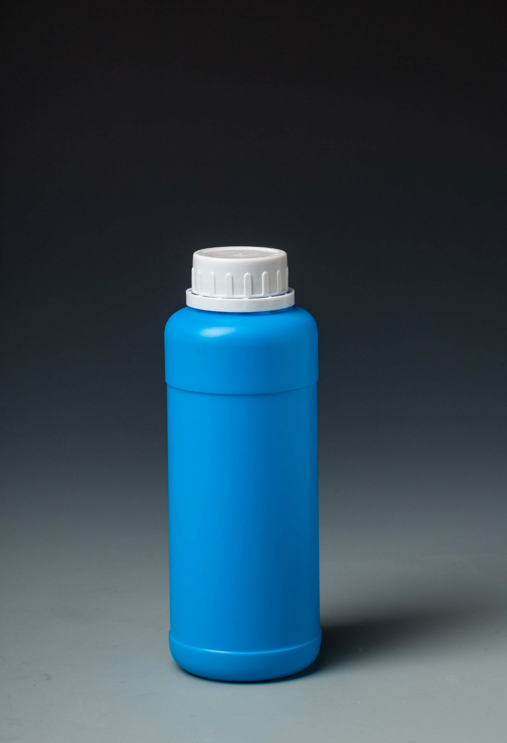 500ml Hdpe Chemical Liquid Veterinary Medicine Liquid Bottle