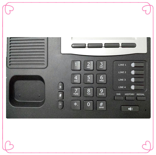 Hot Made in China android ip pbx grandstream,HD voice 5 line wifi voip phone,quad band telephone ip wtih asterisk server