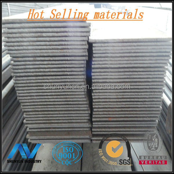 Fast Delivery hot rolled Stainless Steel Flat Bars 304 Mill/Brush Finished Flat Bars With Rounded Edges