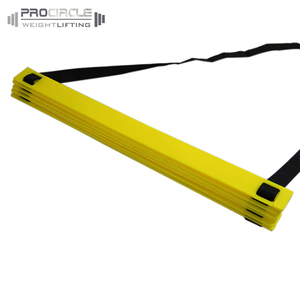 Soccer Football Training Foldable PVC Speed Agility Ladder