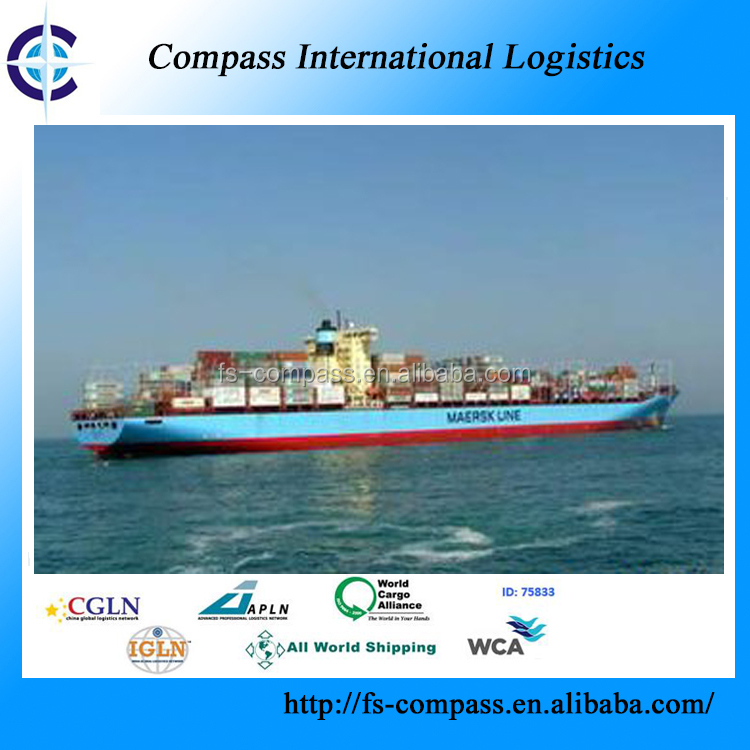 China Best Ocean Shipping Forwarder to JACKSONVILLE,USA