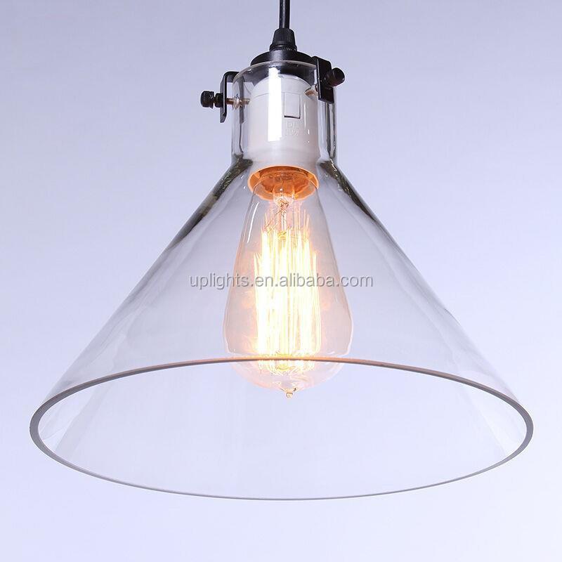 Mega Globe Edison Bulb Vintage Light Glass Shade Cover Blown Glass ...