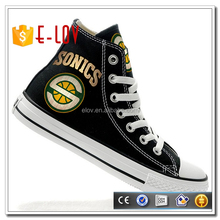 Fans custom basketball women big size shoes new style