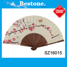 Promotional gift chinese personalized folding hand fan