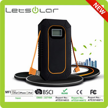 Portable Multi Cell Phone Solar Charger for newest smartphone