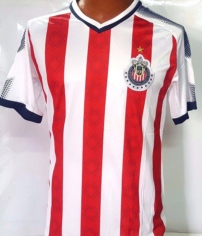New 2 in 1 Chivas de Guadalajara Chiva-Mex Generic Jersey Size L