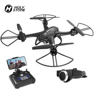 Holy Stone HS200D FPV RC Drone with Camera Live Video 720P HD 120 Degrees FOV RTF WiFi RC Helicopter