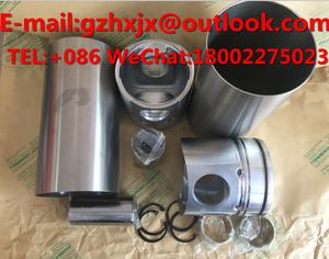 Doosan S030P excavator ISUZU 3LD1 3LD1 Engine Engine Piston Liner Kit  Piston Cylinder liner Piston ring parts