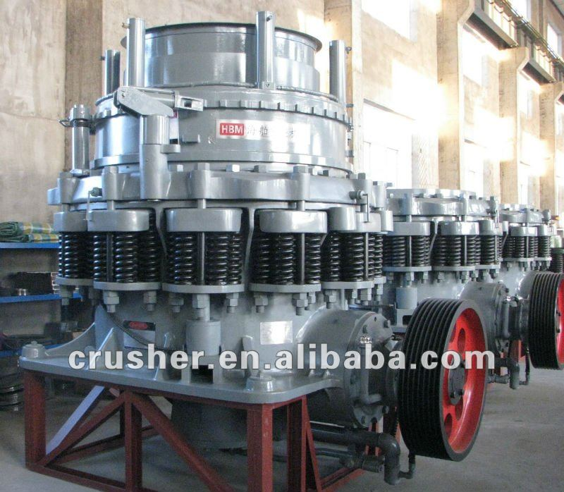 Nordberg Symons Type 4 1/4ft Cone Crusher with Hydraulic Control from Manufacturer HBM (Shenyang Haibo)