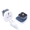 Universal travel two-way radio plug adapter,multi-use wall outlet with usb plug