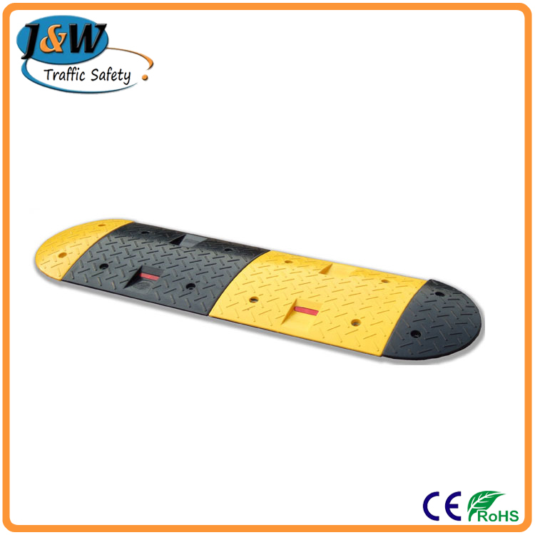 Rubber Speed Hump 10