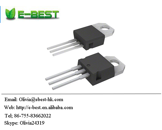 china b2b marketplace 55V N-Channel MOSFET STP140NF55 80A TO-220