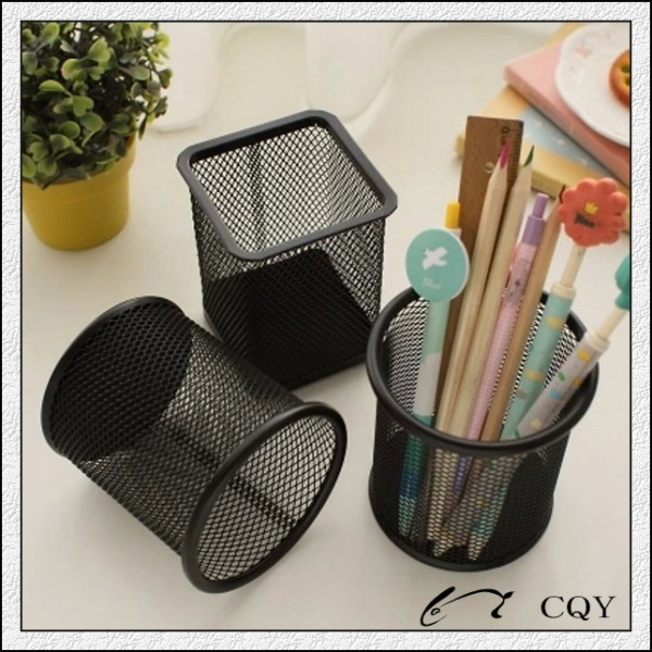 iron mesh stationery for the pen stand