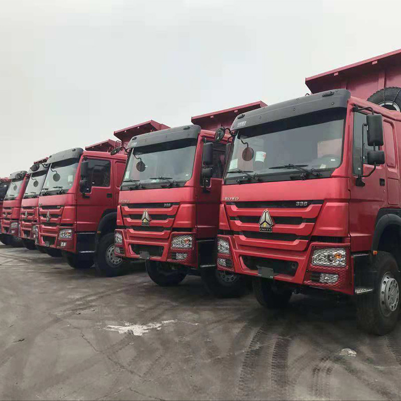 Approval ISO product sinotruk dump truck price for sale