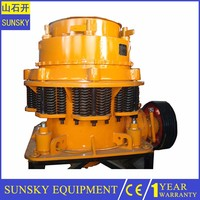 Multifunctional cone crusher price , single cylinder cone crusher for wholesales