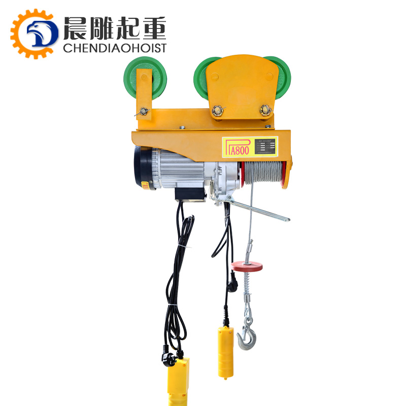 Micro Electric Wire Rope Hoist, Micro Electric Wire Rope Hoist ...