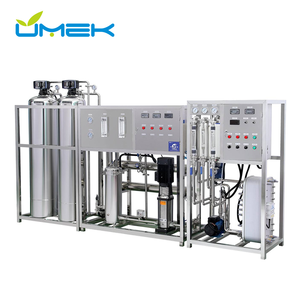 small capacity commercial ro well water treatment system reverse osmosis plant
